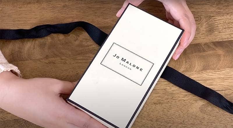 photo of a Jo Malone box
